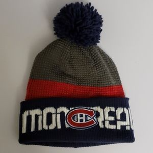Montreal Canadiens Winter Touqe